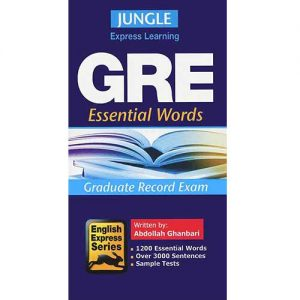کتاب Express Learning Essential Words GRE