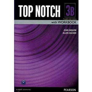 خرید کتاب Top Notch 3B Third Edition