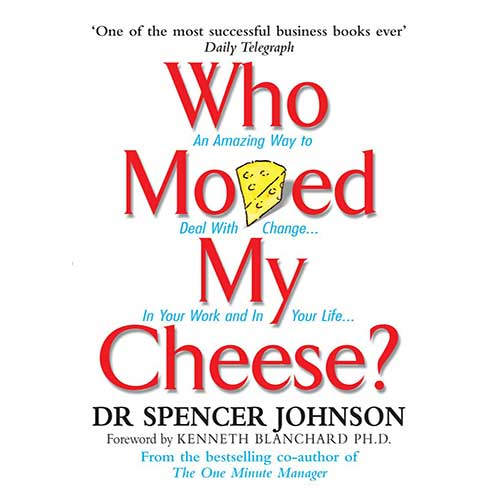 کتاب Who Moved My Cheese