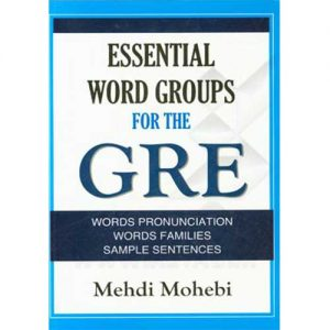 کتاب Essential Word Groups For The GRE