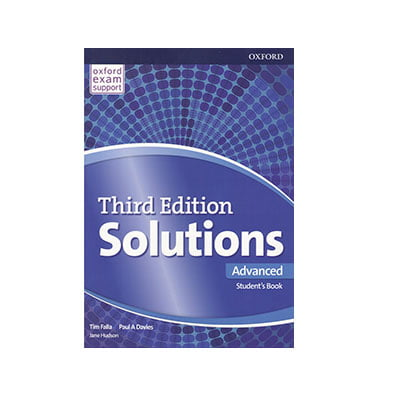 کتاب Solutions Advanced