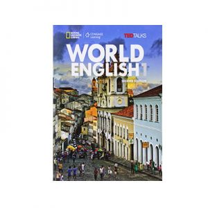 کتاب World English 1