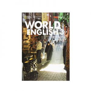 کتاب World English 3