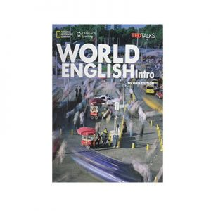 کتاب World English Intro