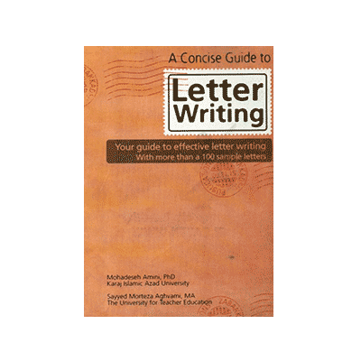 کتاب A Concise Guide To Letter Writing