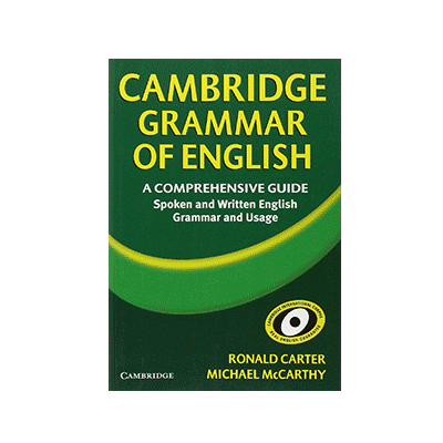 خرید کتاب Cambridge Grammar Of English