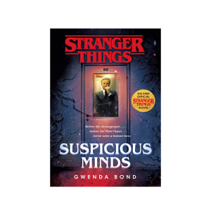 کتاب Stranger Things Suspicious Minds