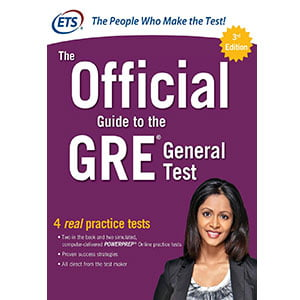 خرید کتاب The Official Guide to the GRE General Test