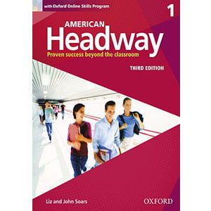 خرید کتاب American Headway 1 Third Edition