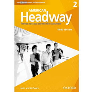 خرید کتاب American Headway 2 Third Edition