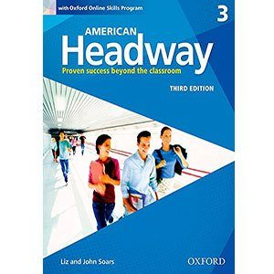 خرید کتاب American Headway 3 Third Edition