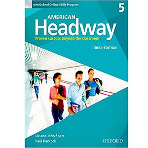 خرید کتاب American Headway 5 Third Edition