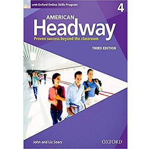 خرید کتاب American Headway 4 Third Edition