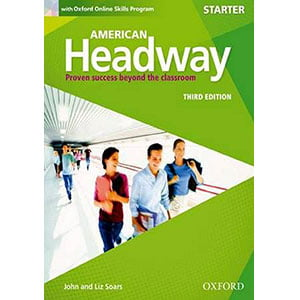 خرید کتاب American Headway Starter Third Edition
