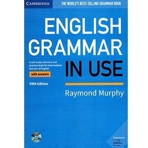 خرید کتاب English Grammar in Use Intermediate 5th Edition
