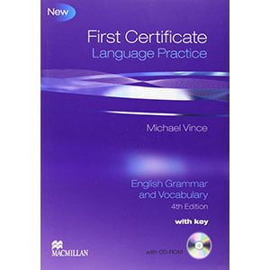 خرید کتاب First Certificate Language Practice آزمون FCE