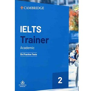 خرید کتاب Cambridge Ielts Trainer 2 Academic