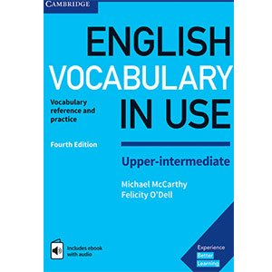 خرید کتاب English Vocabulary In use Upper Intermediate 4th Edition