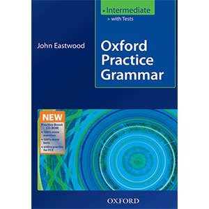 خرید کتاب Oxford Practice Grammar Intermediate