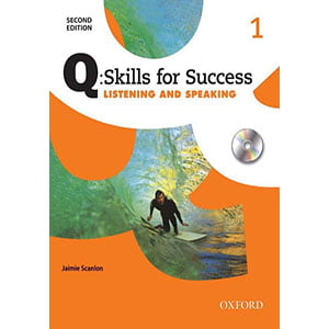 خرید کتاب Q Skills for Success Listening and Speaking 1 Second Edition