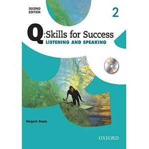 خرید کتاب Q Skills for Success Listening and Speaking 2 Second Edition
