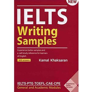 خرید کتاب IELTS Writing Samples