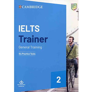 خرید کتاب Cambridge Ielts Trainer 2 General