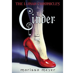 کتاب Cinder (کتاب The Lunar Chronicles 1) سلسله لونار 1 زبان اصلی