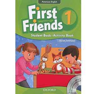 خرید کتاب First Friends 1 کتاب فرست فرندز 1