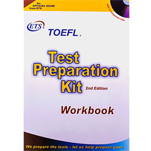 خرید کتاب TOEFL test preparation kit 2nd Edition