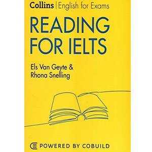 خرید کتاب Collins Reading for IELTS Second Edition