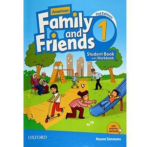 خرید کتاب American Family and Friends 1 Second Edition
