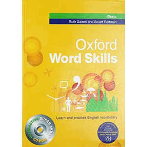 خرید کتاب Oxford Word Skills Basic