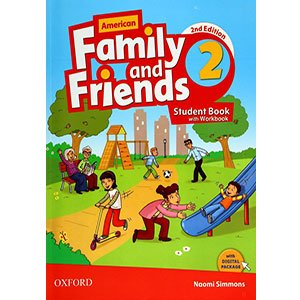 خرید کتاب American Family and Friends 2 Second Edition