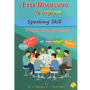 خرید کتاب Free Discussion to Improve Speaking Skill