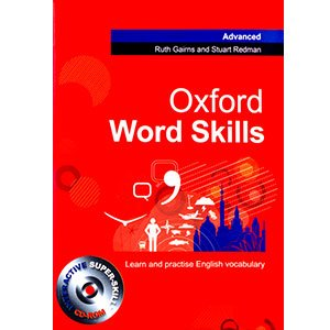 خرید کتاب Oxford Word Skills Advanced
