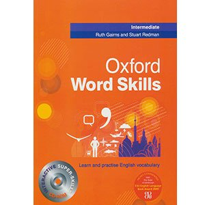 خرید کتاب Oxford Word Skills Intermediate