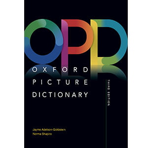 خرید کتاب Oxford Picture Dictionary ( کتاب OPD )