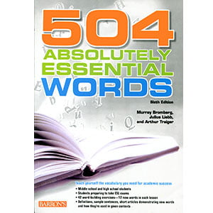 خرید کتاب 504 Absolutely Essential Words