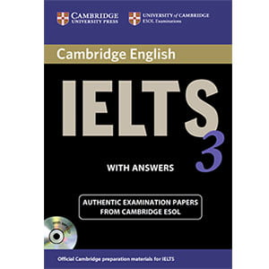 کتاب کمبریج آیلتس 3 Cambridge IELTS