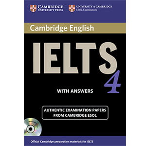 کتاب کمبریج آیلتس 4 Cambridge IELTS