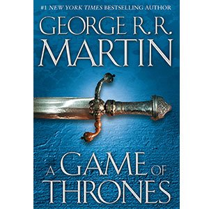 خرید کتاب A Game of Thrones - A Song of Ice and Fire 1