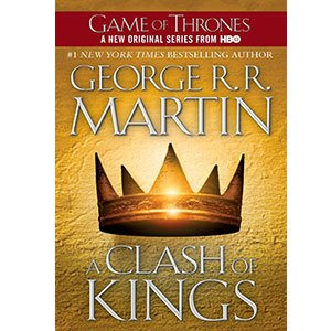 خرید کتاب A Clash of Kings - A Song of Ice and Fire 2