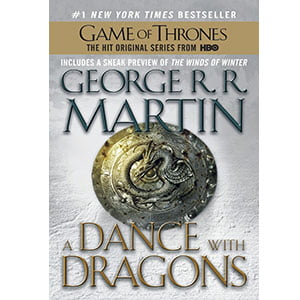 خرید کتاب A Dance with Dragons - A Song of Ice and Fire 5