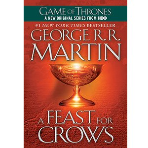 خرید کتاب A Feast for Crows - A Song of Ice and Fire 4