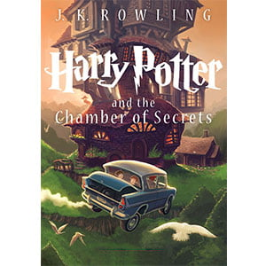 خرید کتاب Harry Potter and the Chamber of Secrets زبان اصلی
