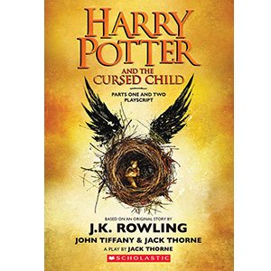 کتاب Harry Potter and the Cursed Child