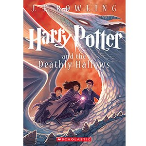 کتاب Harry Potter and the Deathly Hallows