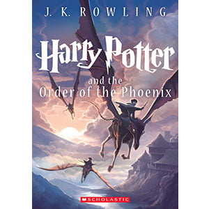 کتاب Harry Potter and the Order of the Phoenix