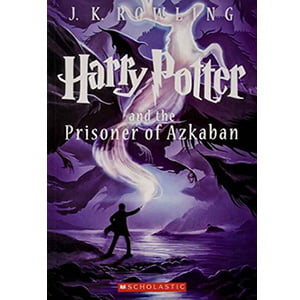 کتاب Harry Potter and the Prisoner of Azkaban